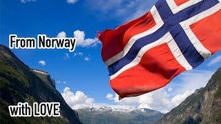 Норвегия. Первые впечатления. Переезд в Норвегию