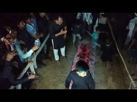 Aag Ka Matam - 19th Chehlum - Ikrotia Sadat 2018