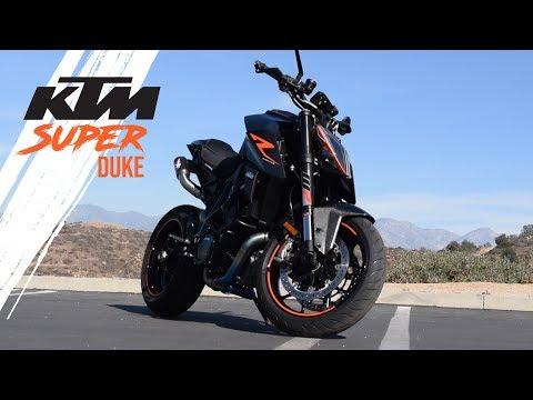 The KTM  Super Duke R || The Ultimate Laxative