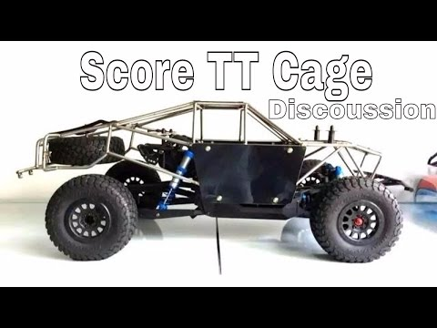HPM Yeti Score Full Metal Cage Discussion & GS 2.0 RC Trophy Truck Preview