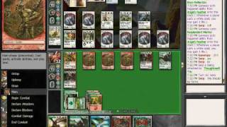 Ridiculous MTGO match