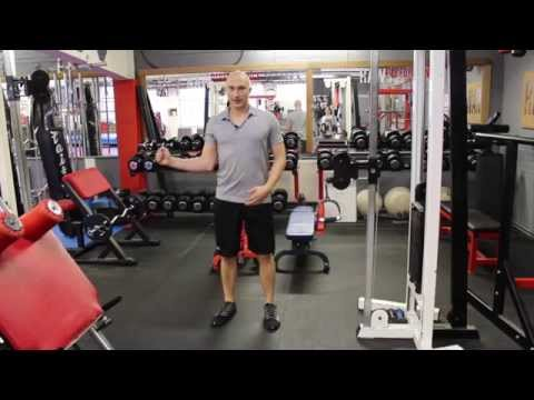 Cable Shoulder External Rotation