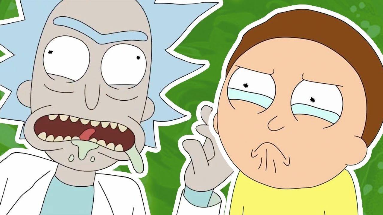 Rick And Morty - Todos os Episódios são Iguais!