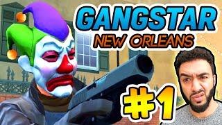 Gangstar New Orleans Release - iOS First Look Gameplay/Walkthrough | Part #1