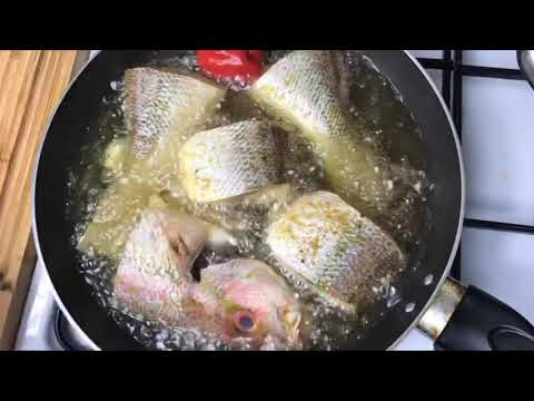 HOW TO FRY PERFECT FISH