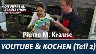 Pierre M. Krause wird gecoacht | Kochen & YouTube (Teil 2)