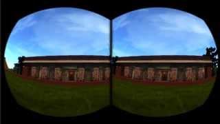Virtual Chichen Itza (Oculus Rift + Razer Hydra)