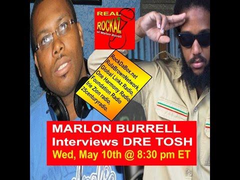 Dre Tosh Real Rockaz Interview