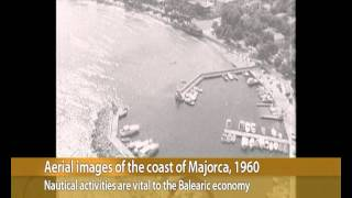 Aerial images of the cosast of Majorca, 1960 | LUX MALLORCA