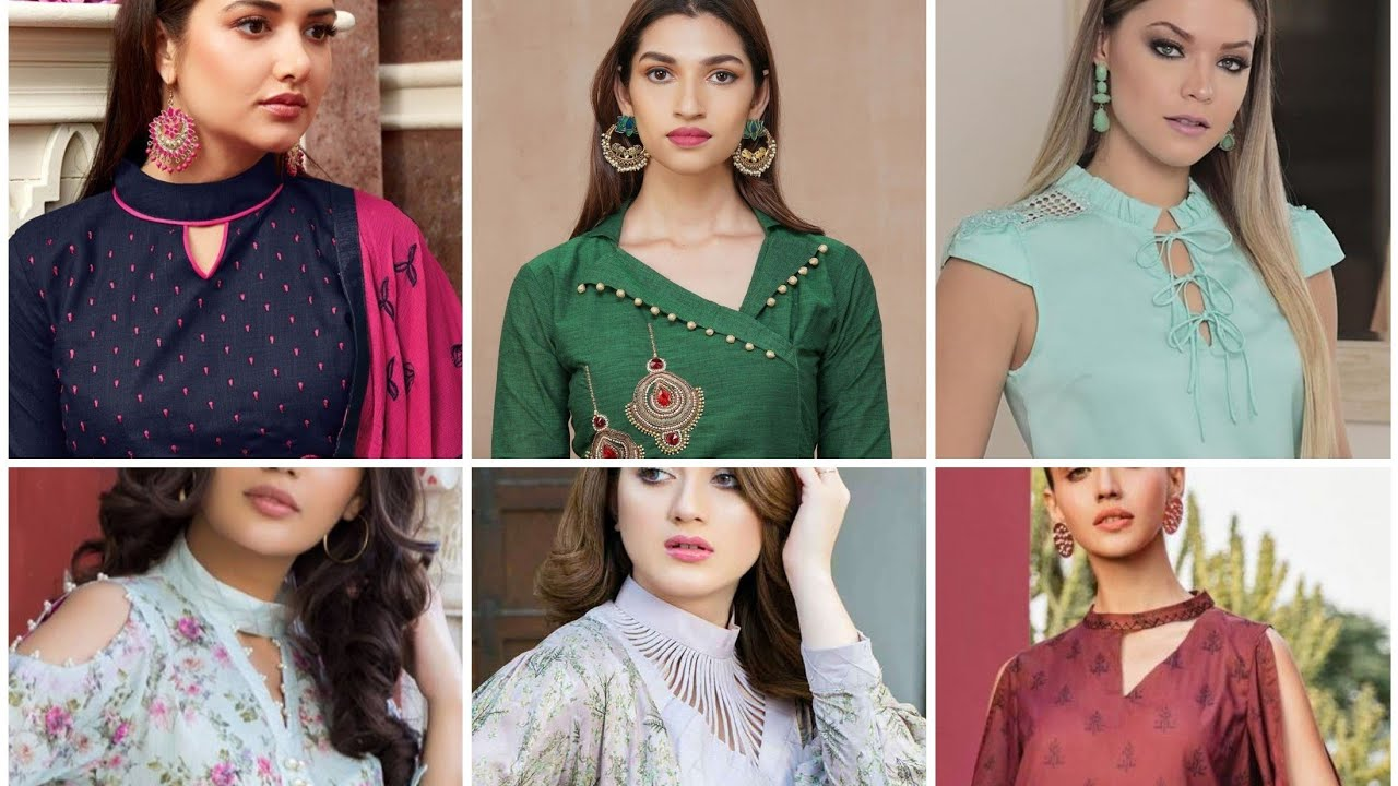 Fresh Suit Neck Designs ज 2020 म Trend कर ग New Model Neck Designs For Salwar Suits Youtube