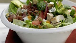 Салат кобб рецепт. Салат американский классический.