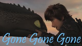 Gone Gone Gone [HTTYD Trilogy] SPOILERS