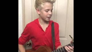 Twenty One Pilots - Stressed Out by Carson Lueders (Cover)