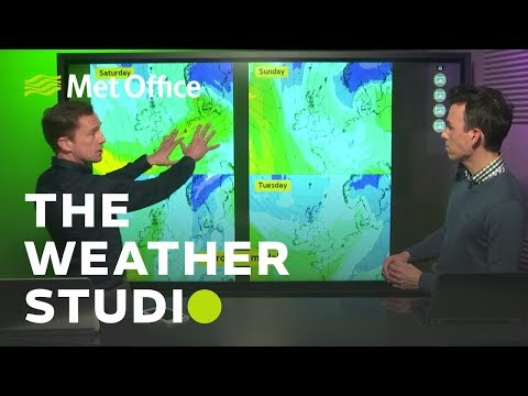 How long will it stay cold and how cold will it get? - The Weather Studio
