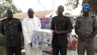 Mac de Thiès : Le maire  Mbaye Dione offre un important lot de matériels aux détenus