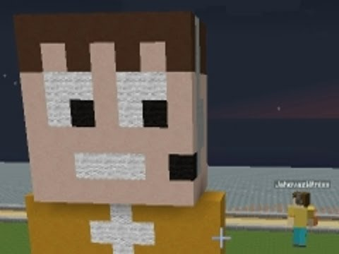 Minecraft - Bingo Tac Toe! (Crewniverse Creative Server Tour)