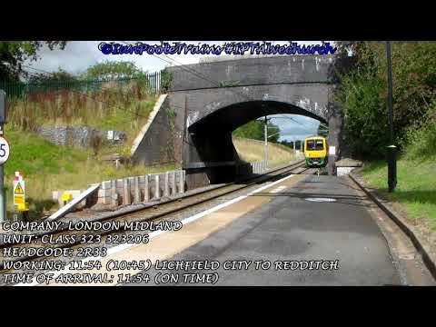 Season 8, Episode 351 - Trains at Alvechurch station