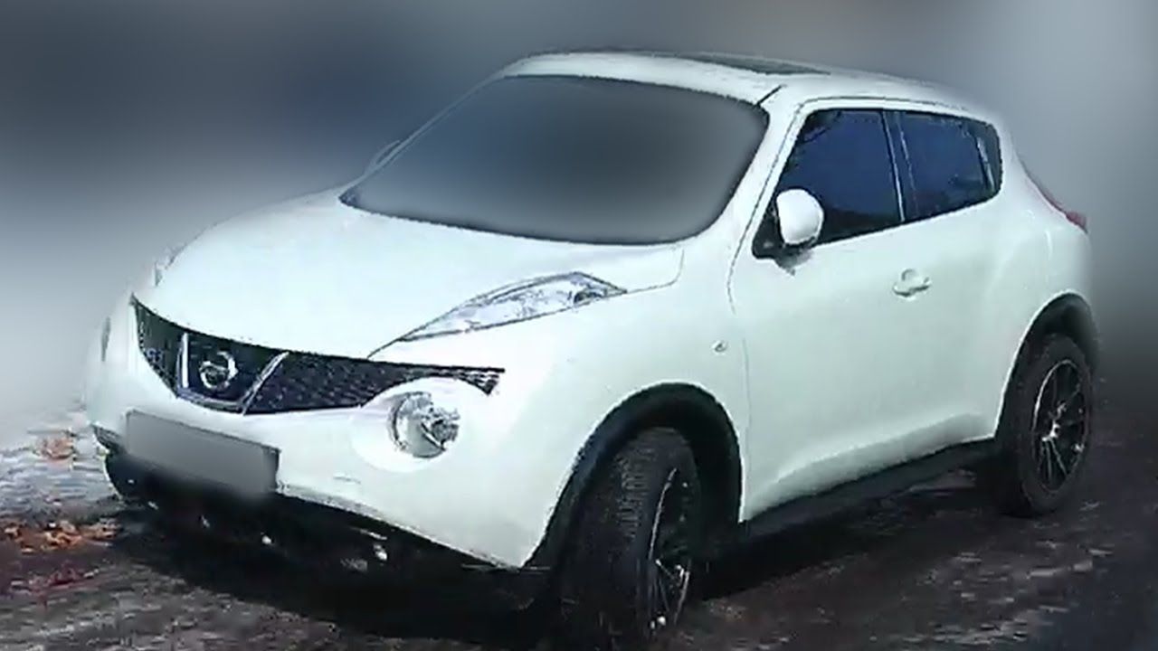 Brand New 2018 Nissan Juke White Pearl New Model Production 2018