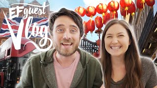 """Our ultimate weekend in London"" by Emma & Alex from ""Travel Beans"" – EF Guest Vlog"