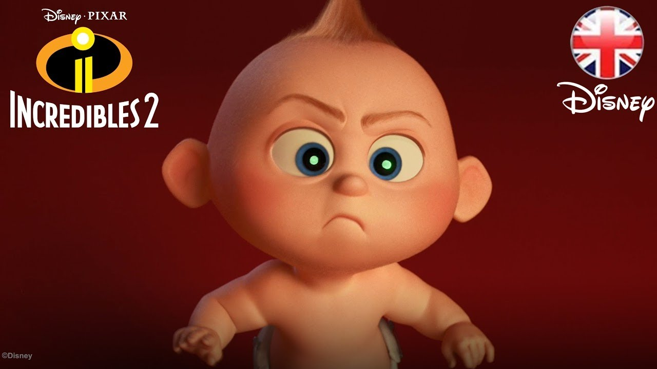 The Incredibles 2 Oh Baby Watch Disney Pixar S First Trailer