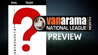 Vanarama National League NORTH 2016/17 Prediction | Non League YT