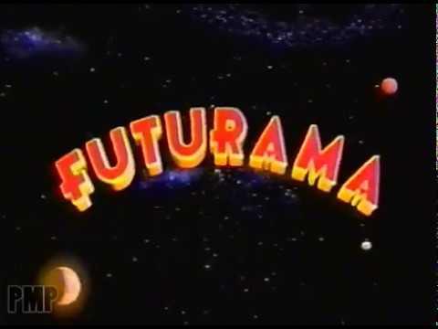 Futurama TV Series  1999    Season 1 Trailer