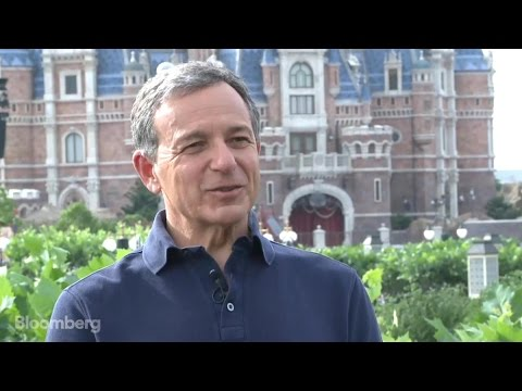Disney's Iger on Shanghai Resort, ESPN, Tax Reform