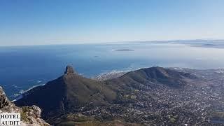 Южная Африка   Национальный парк Тейбл Маунтин   Столовая гора Table Mountain 5 1