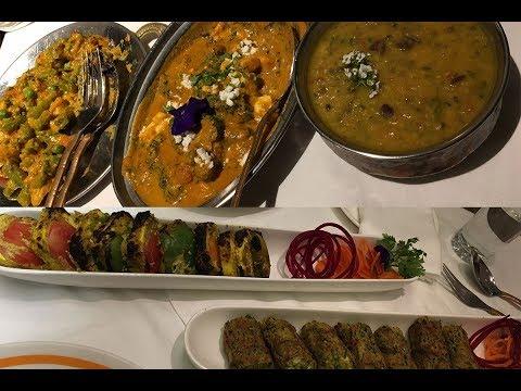 Oil-free menu at Govinda's Dubai