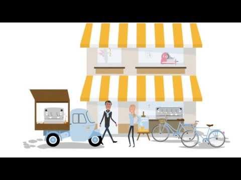 Piccola Pausa - Italienische Caffè- Und Ess-kultur  - Ein AHA!Video