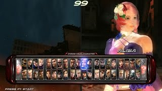 Download Video Tekken 6 BR - All characters win poses MP3 3GP MP4
