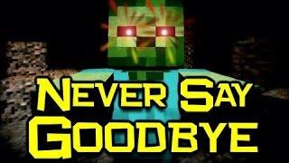 Minecraft Song - Never Say Goodbye - CZ titůlky