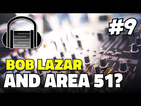 The Curious Case of Bob Lazar Area 51 And Flying Saucers