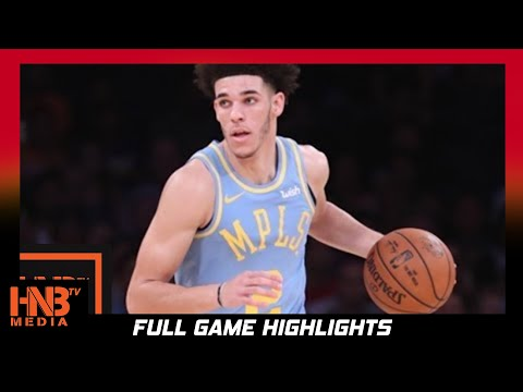 Thumbnail: Los Angeles Lakers vs Washington Wizards Full Game Highlights / Week 2 / 2017 NBA Season