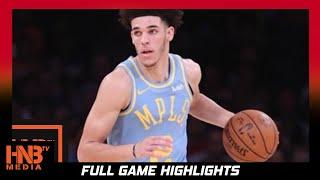 connectYoutube - Los Angeles Lakers vs Washington Wizards Full Game Highlights / Week 2 / 2017 NBA Season