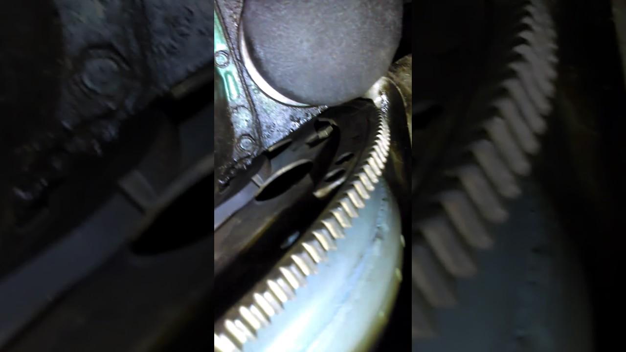 Torque converter flexplate noise 400 Chevy