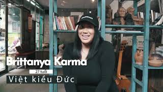 Brittanya Karma Interview with VN Express