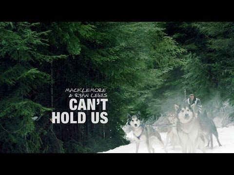Macklemore And Ryan Lewis Feat Ray Dalton - Can't Hold Us Lyrics