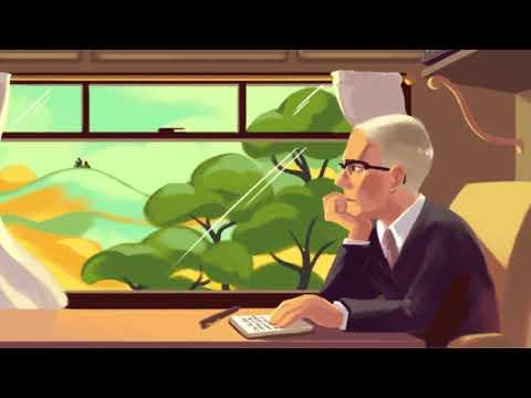 Alan Paton Google Doodle