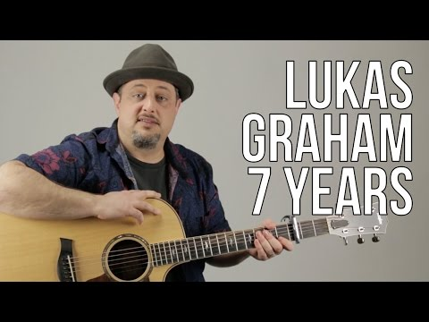 How To Play Lukas Graham - 7 Years
