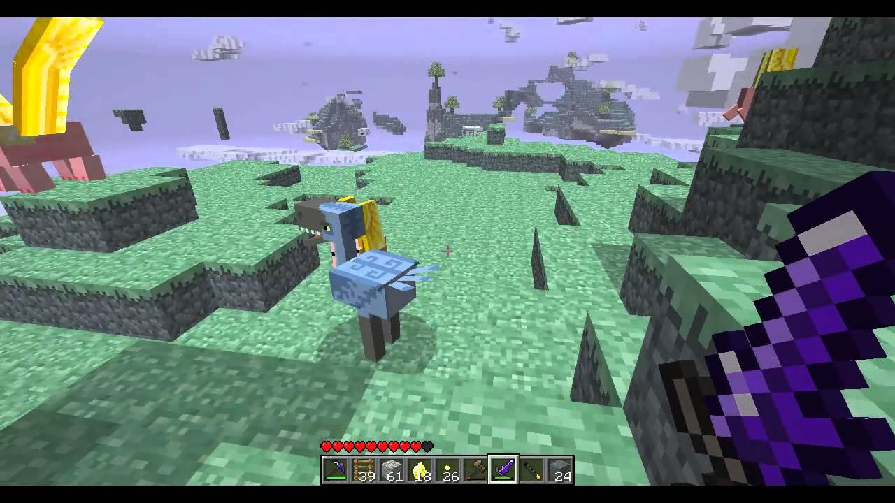 Mod Aether Minecraft List Item