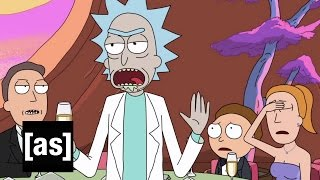 Download lagu Wedding Toast Rick and Morty Adult Swim MP3