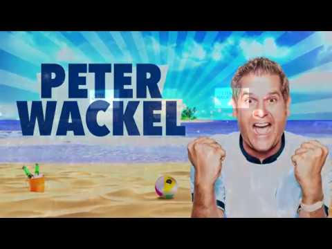 Peter Wackel Super Sommer Sause 2017