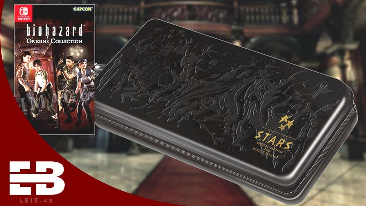 Resident Evil Origins Collections Limited Edition Announced Youtube