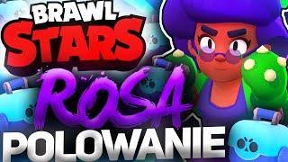 ROSA POLOWANIE! BRAWL STARS POLSKA  (odc.46)