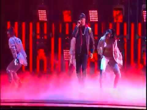 """Nicky Jam-El Amante En Vivo Latin Grammys 2017  """"IND"""""""