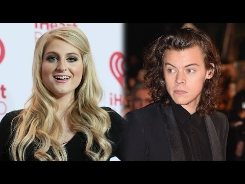 Harry Styles & Meghan Trainor Drop New Single 'London Lights'