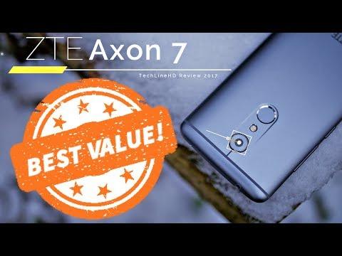ZTE Axon 7 Review 2017 -The BEST VALUE...