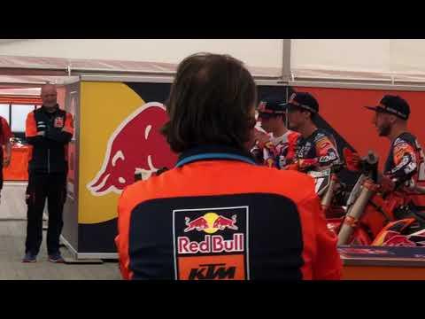 Prado aspira a situarse líder del campeonato de MX2 en Portugal