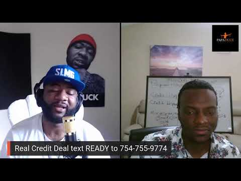 Free Live Q&A About Credit...text ready to 754-755-9774